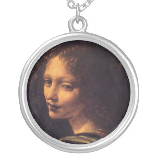 Virgin of the Rocks - Angel Necklaces