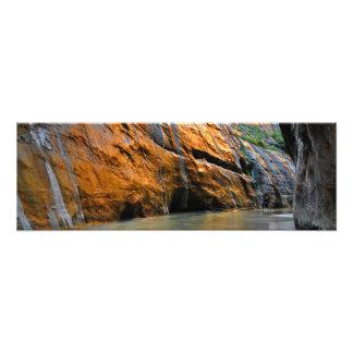 Virgin River Sunrise Photo Print