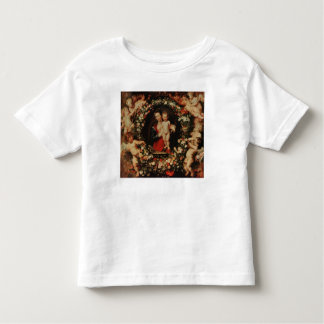 Virgin with a Garland of Flowers, c.1618-20 Tee Shirts