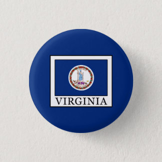 Virginia 3 Cm Round Badge