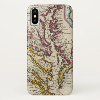 Virginia and Maryland iPhone X Case