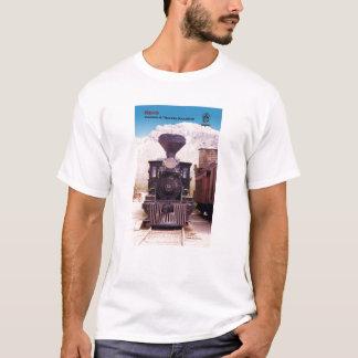 Virginia and Truckee Railroad engine Reno t-shirt