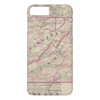 Virginia and West Virginia iPhone 7 Plus Case