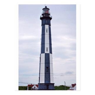 virginia beach lighthouse postcard