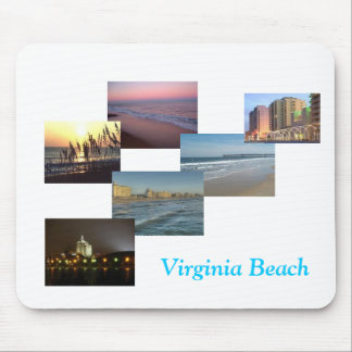 Virginia Beach Mouse Pad