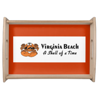 Virginia Beach Serving Tray