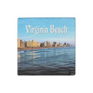Virginia Beach Stone Magnet