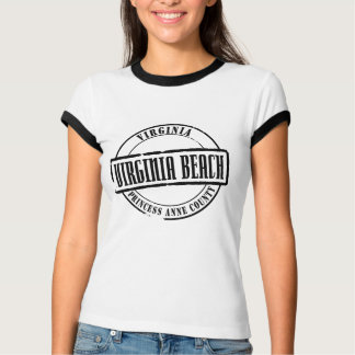 Virginia Beach Title T-Shirt