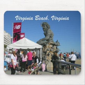 Virginia Beach, Virginia Mouse Pad