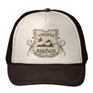 Virginia Birder Trucker Hat