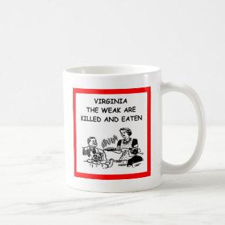 VIRGINIA COFFEE MUG
