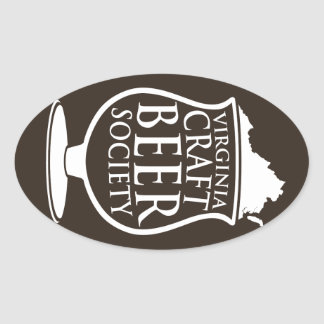 Virginia Craft Beer Society Sticker