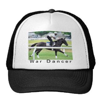 "Virginia Derby Winner ""War Dancer"" Hats"