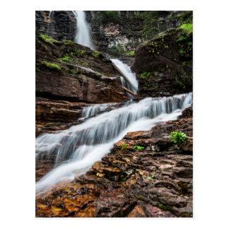 Virginia Falls Postcard