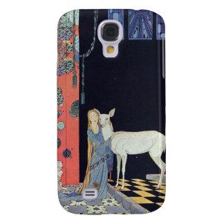 Virginia Frances Sterrett French Fairy Tales Galaxy S4 Cover