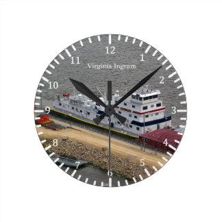 Virginia Ingram clock