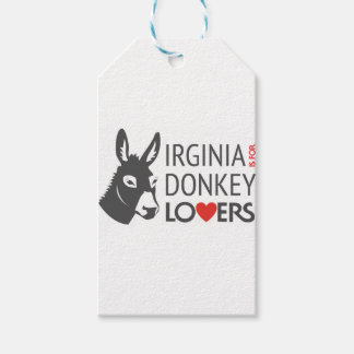 Virginia is for Donkey Lovers