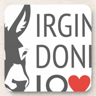 Virginia is for Donkey Lovers Coaster