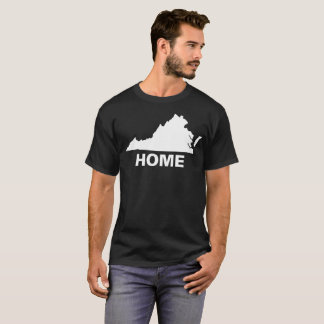 Virginia is HOME T-Shirt: Virginia shirt, VA Shirt