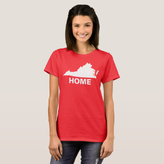 Virginia is HOME T-Shirt: Virginia shirt VA Shirt