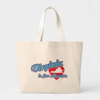 Virginia Large Tote Bag