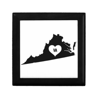 Virginia Love Gift Box