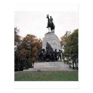 Virginia Memorial at Gettysburg NMP Postcard