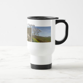 Virginia Mountains Forests Trees Mug