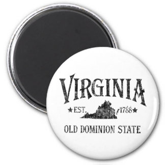 Virginia - Old Dominion State Magnet