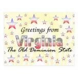 Virginia Post Cards