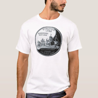 Virginia Quarter T-Shirt