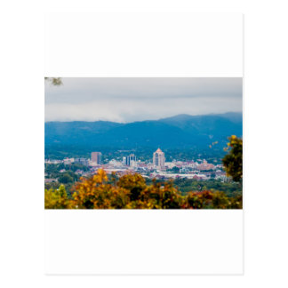 virginia state postcard
