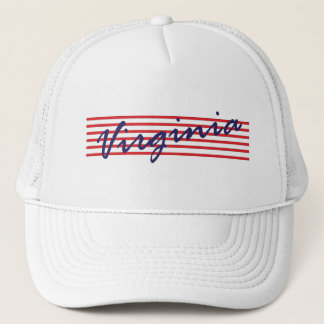 Virginia Trucker Hat