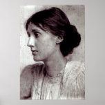 Virginia Woolf, 1902 Print