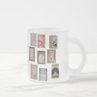 Virginia Woolf Books Coffee Mugs