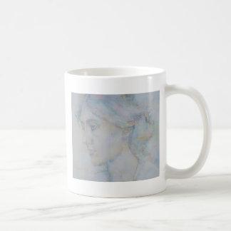virginia woolf - watercolor portrait.1 coffee mug