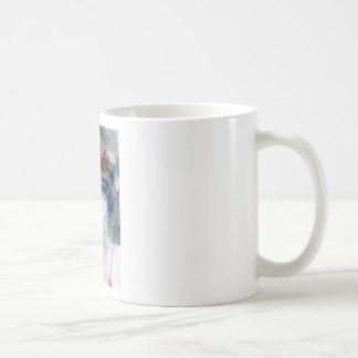 virginia woolf - watercolor portrait.3 coffee mug