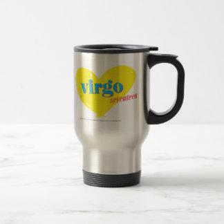 Virgo 3 mugs