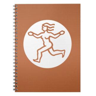 VIRGO Astrology Zodiac Symbol Notebooks