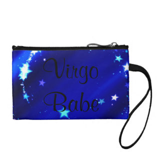 Virgo Babe Bagettes Bag Coin Purses