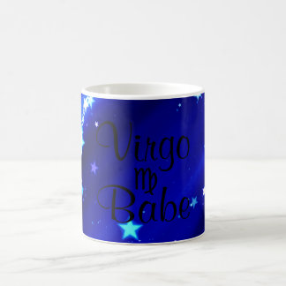 Virgo Babe Mug