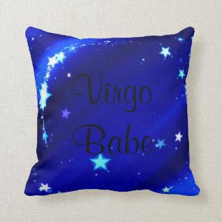 Virgo Babe Pillow Cushion
