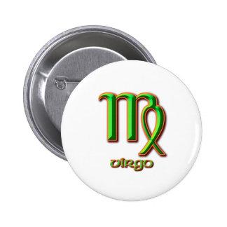 Virgo Buttons