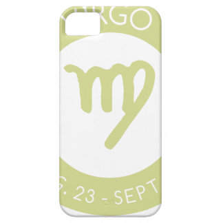 Virgo Barely There iPhone 5 Case
