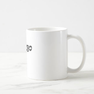 virgo basic white mug