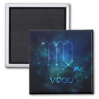 Virgo Constellation Magnet