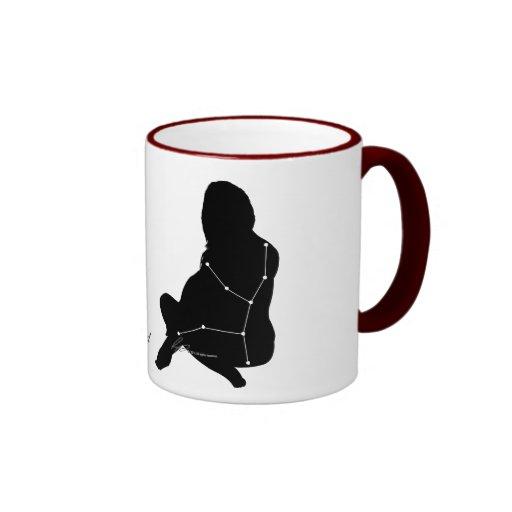 Virgo Constellation/Zodiac Mug