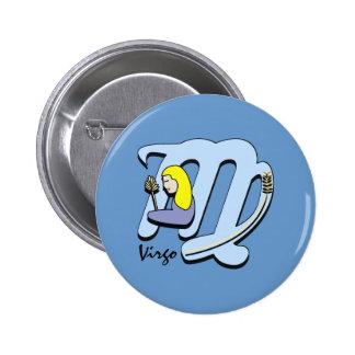 Virgo Flair Button