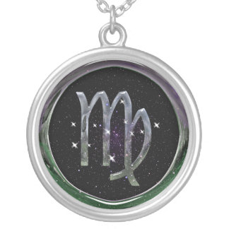 Virgo Glass Custom Jewelry