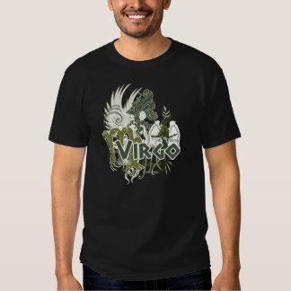 Virgo horoscope zodiac sign t shirt